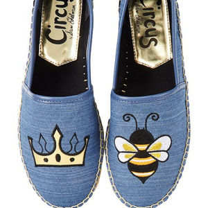 NWOT CIRCUS SAM EDELAMN ~ LENI QUEEN BEE SHOES 9.5